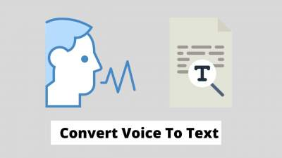Convert Speech To Text Thumbnail