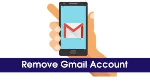 Remove Gmail Account From Android Phone